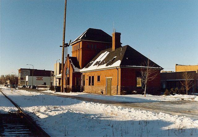 Chicago, Rock Island & Pacific Railroad, Iowa, Waterloo