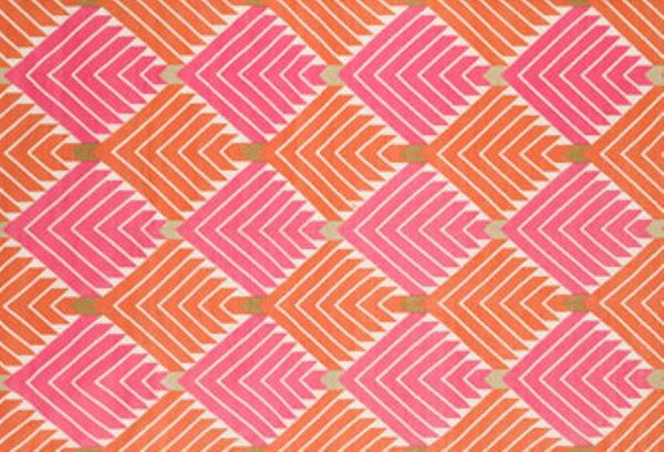 Den Rug It Is Called The Lulu Clearly She Made For Me Pink Orange Madeline Weinrib