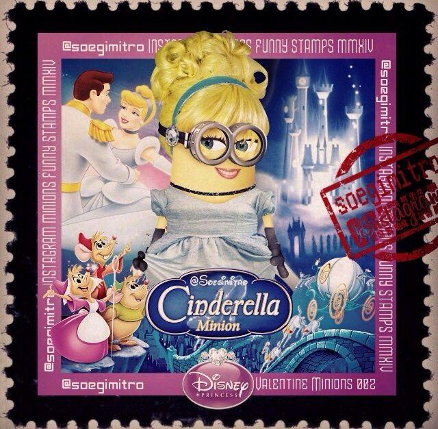 Cinderella Minion 2 of 12