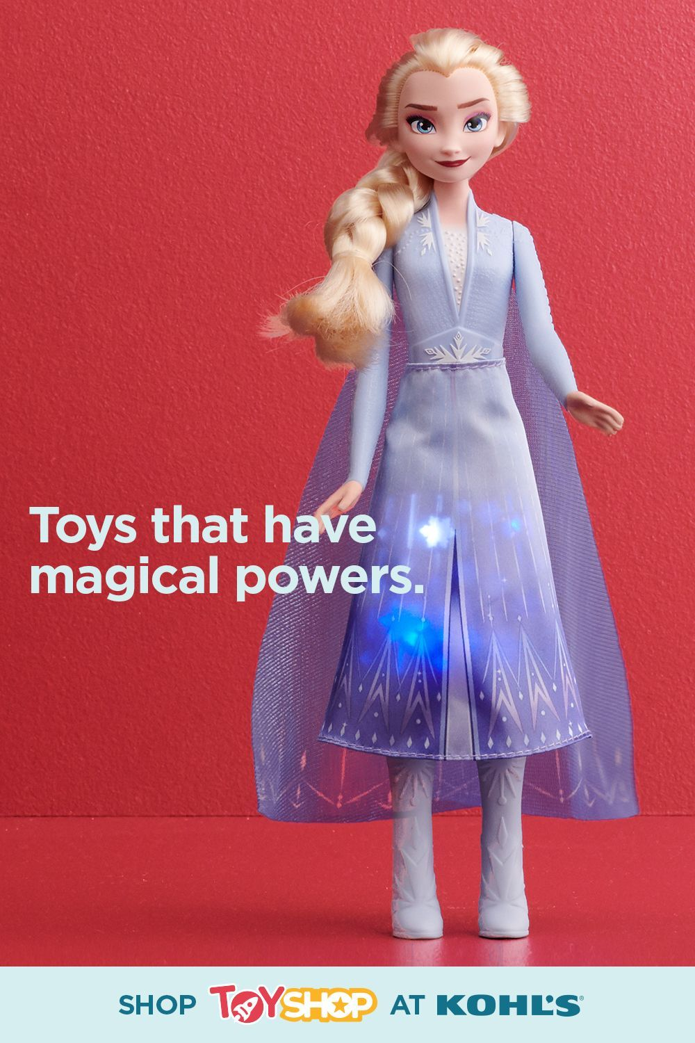 Find all the musthave Frozen toys at Kohl's. Let it glow