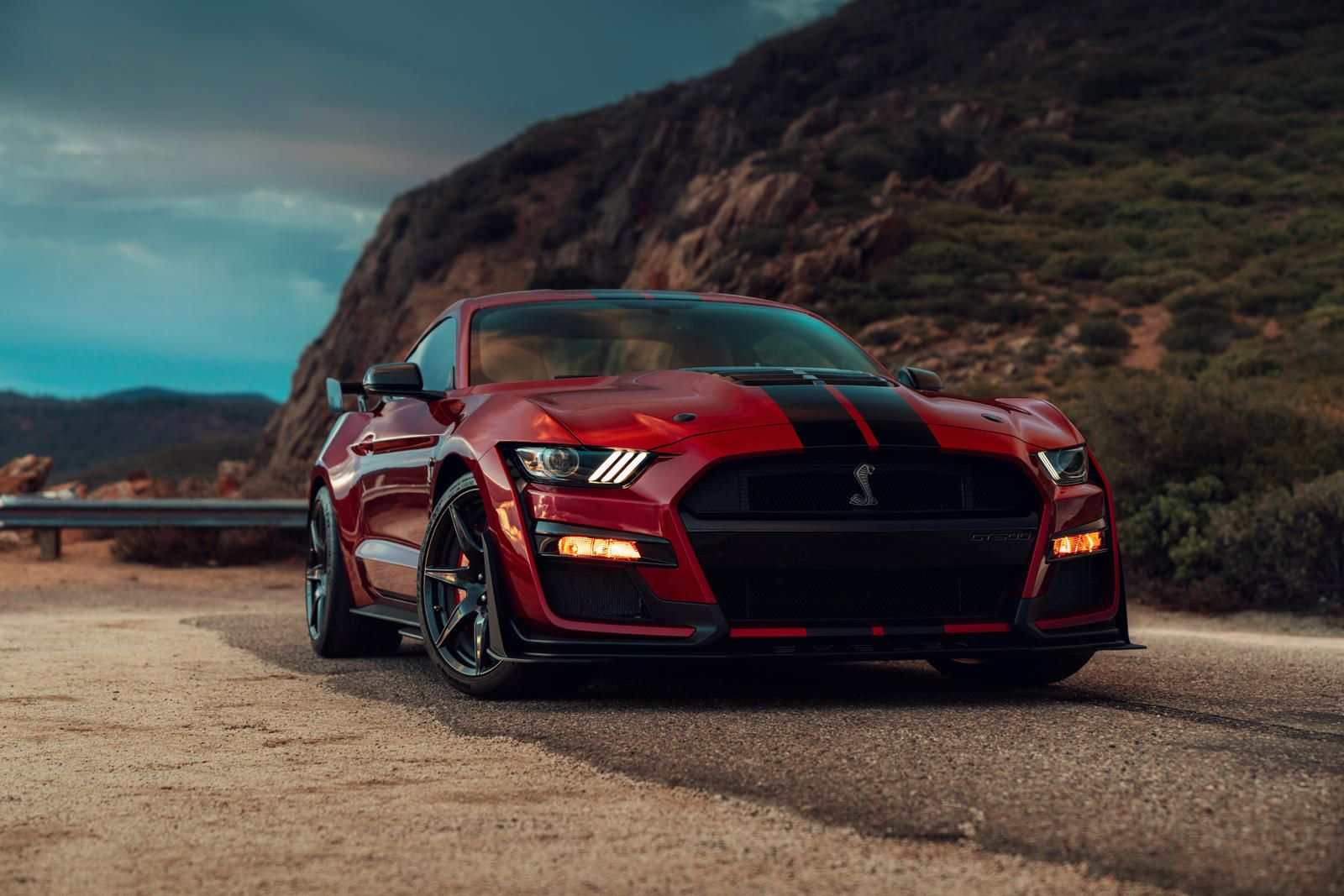 2020 Ford Mustang Shelby Gt500 First Drive Review The Snake King Returns Ford S Ultimate Mustang Is Bac Shelby Gt500 Ford Mustang Shelby Gt500 Mustang Shelby