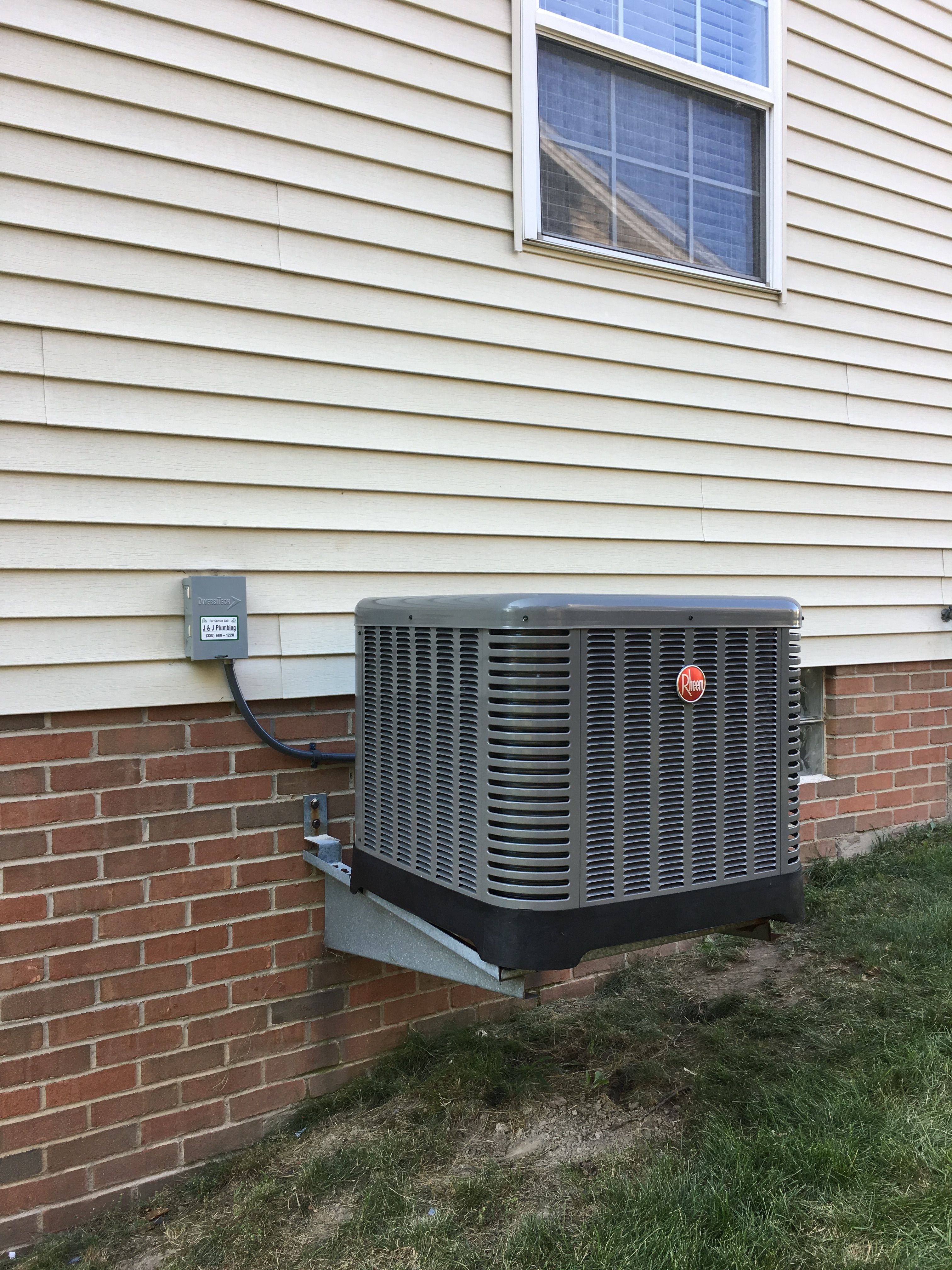 New System Install By An Amazing Hvac Company In Tallmadge Ohio