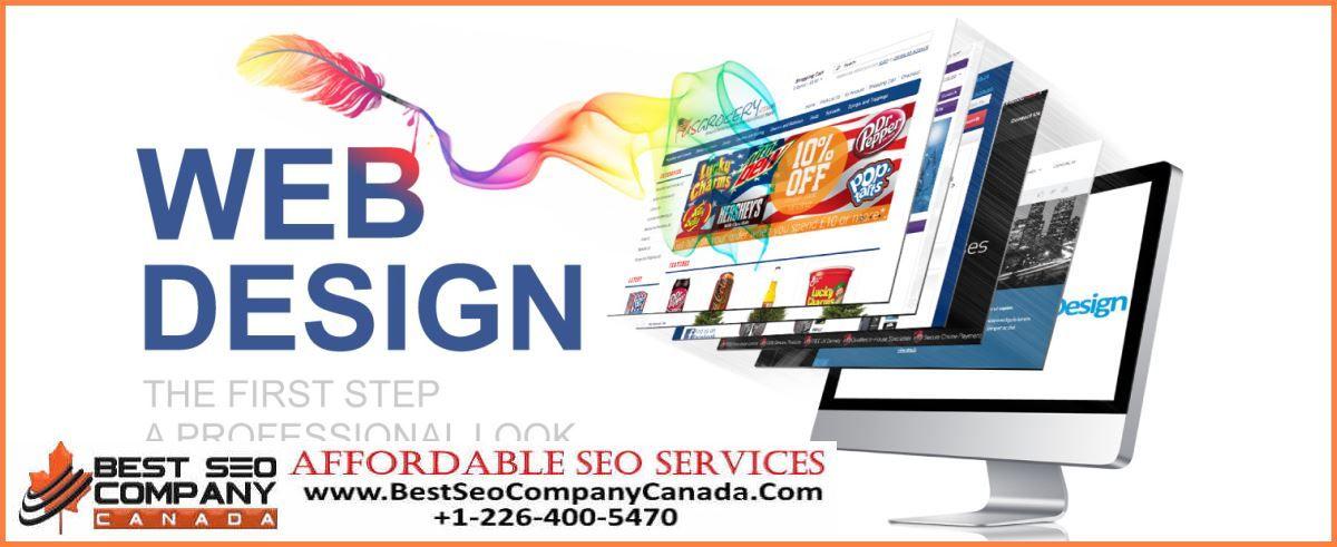 Pin on Website Design and Development Toronto, Canada