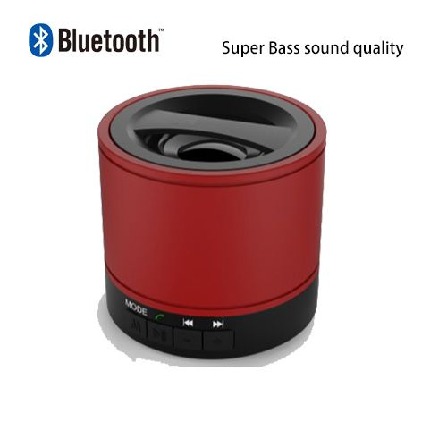Best Bass Wireless Mini Speaker 2w Bluetooth Speaker For Iphone Cell Phone Accessories Consumer Electronics Supplier