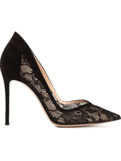 d2c2cda88f15 Shop Gianvito Rossi  Edgile  pumps in Biondini Paris from the world s best  independent boutiques at farfetch.com. Over 1000 designers from 300  boutiques in ...