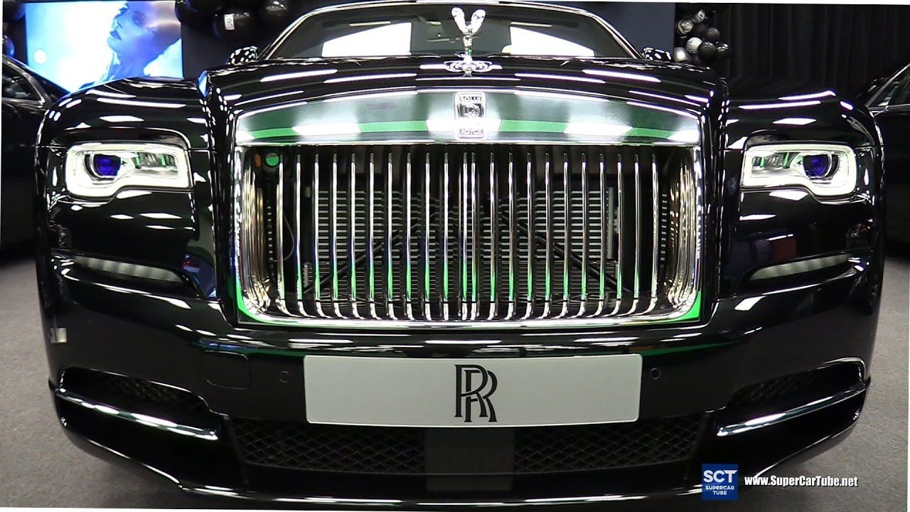 2017 RollsRoyce Dawn Exterior and Interior Walkaround