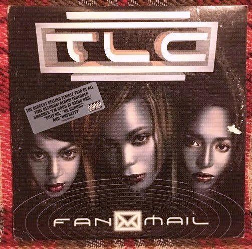 TLC Fanmail 2x LP Vinyl Record Original Press by