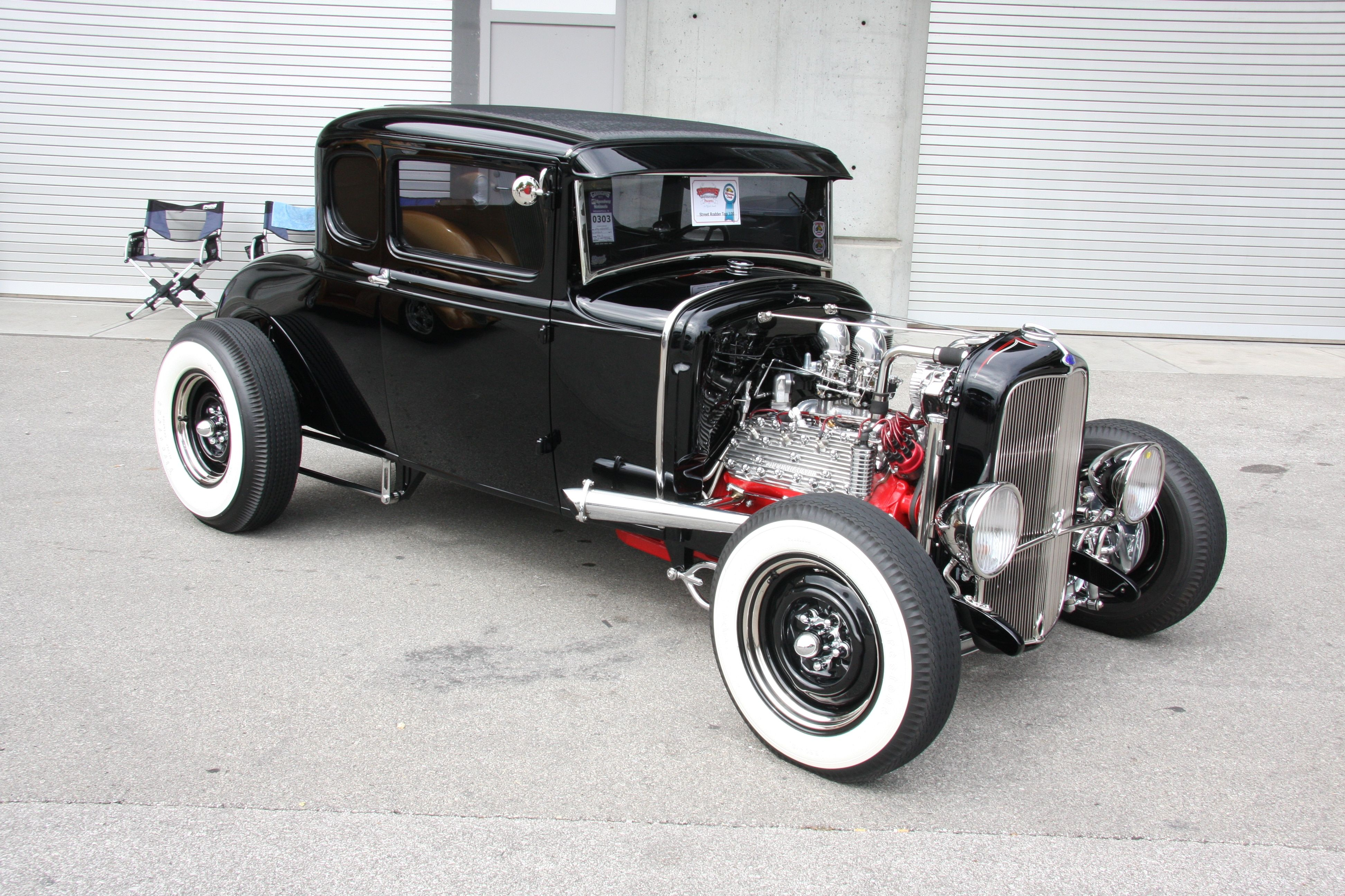 Larry Terpstra 1930 Model A coupe - Hot Rod Network | Hot Rods ...