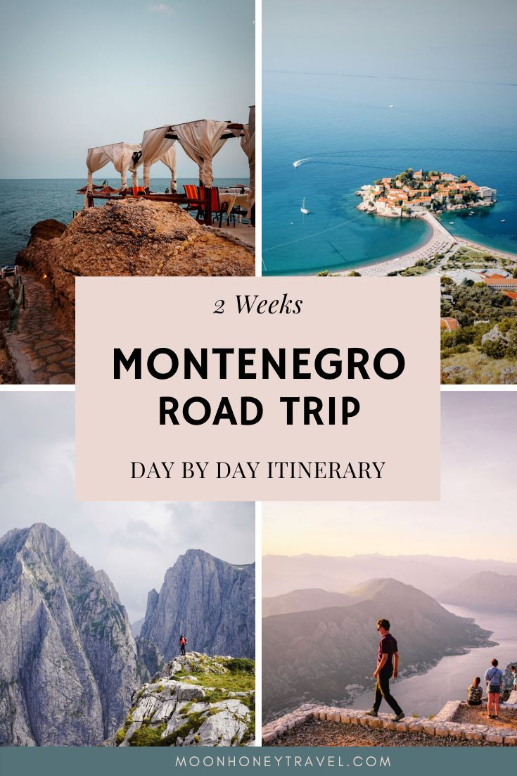 Montenegro Itinerary - 2 Week Road Trip | Moon & Honey Travel
