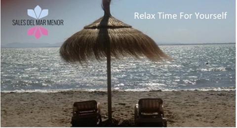 Ven a nuestro paraíso en el Mar Menor y disfruta de un tiempo para ti mismo !!