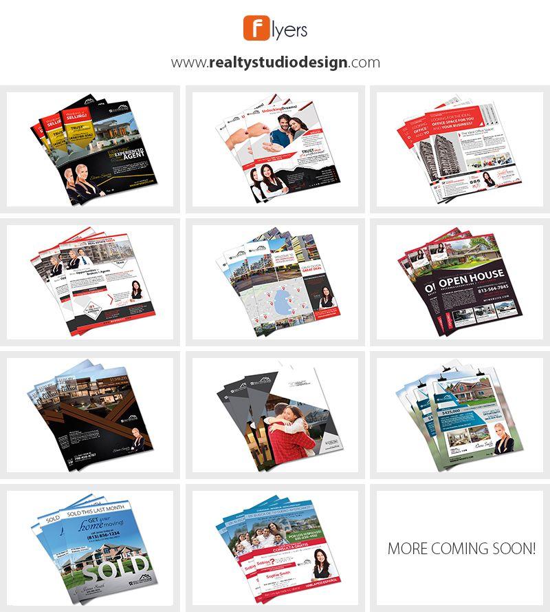 real estate flyers pinterest real estate flyers