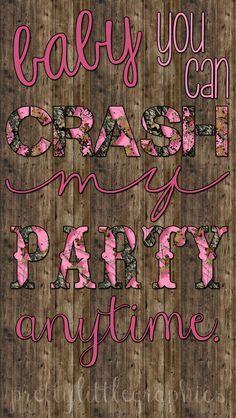 Pink Camo Wallpaper