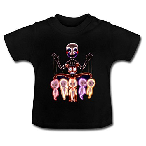 Sookie Custom Five Nights At Freddy Baby T Shirt/Short Sl... https://www.amazon.com/dp/B06XDQRPWX/ref=cm_sw_r_pi_dp_x_-blWybE5QY3WS