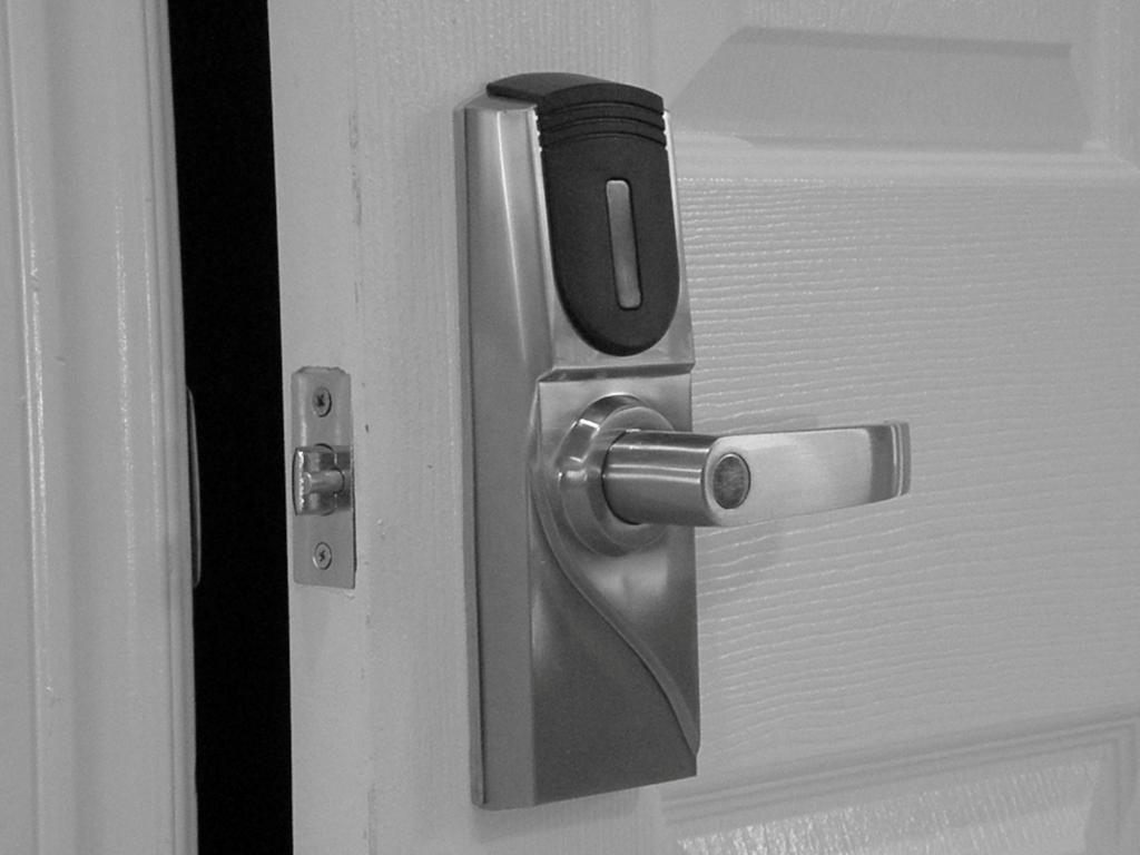 Keyless Electronic Rfid Door Lock Mid300 Right Hand New