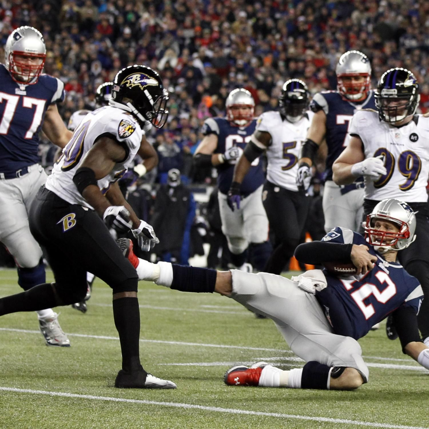 The Many Inconsistencies In Nfl Fines New England Patriots
