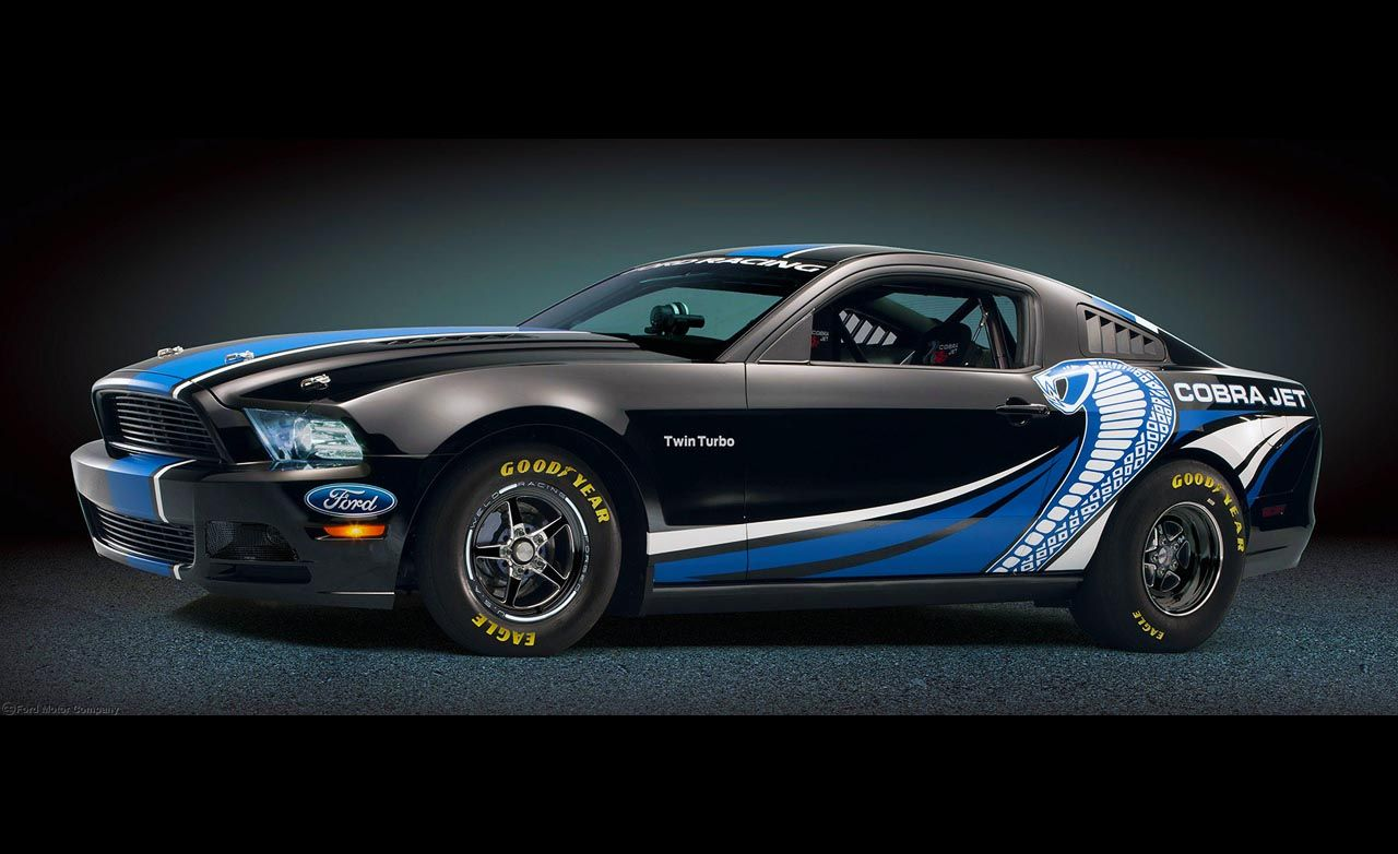 Mustang gt 500 cobra