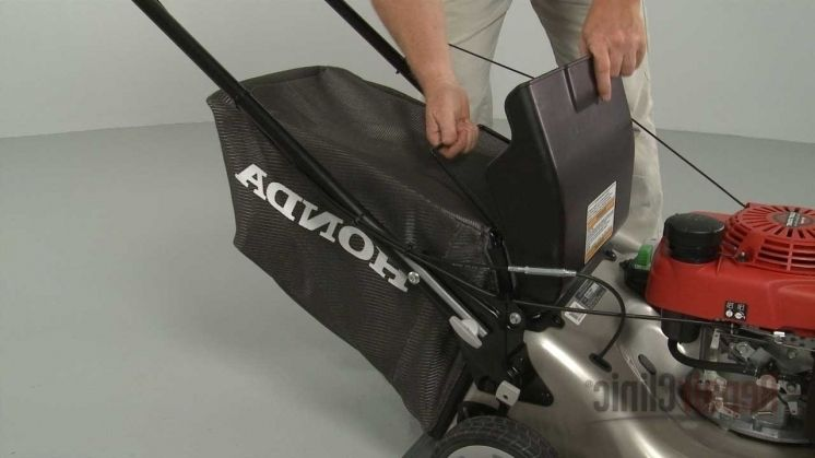 Honda Lawn Mower Bag Replacement