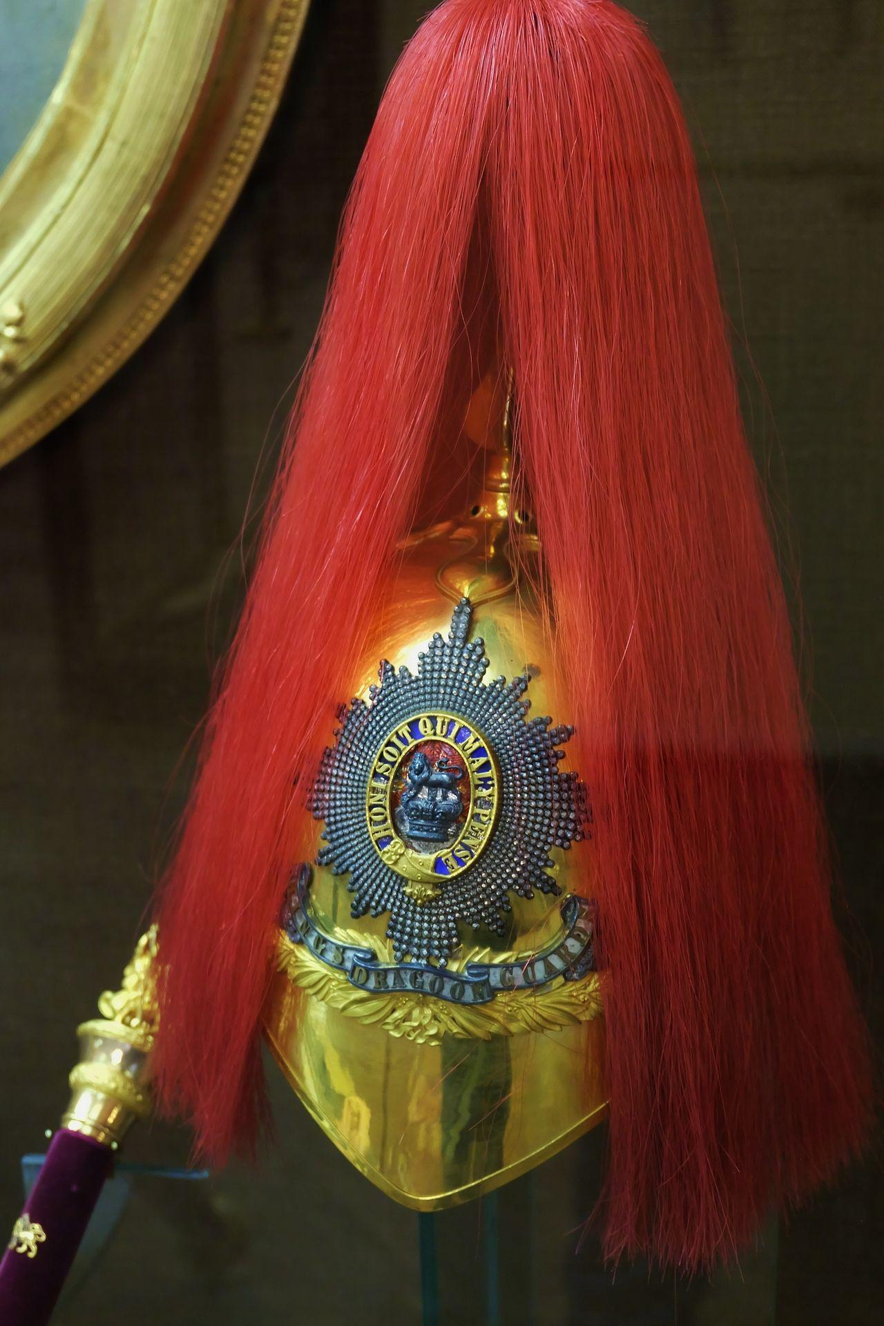 barbucomedie 1871 albert pattern helmet of the 1st king s dragoon