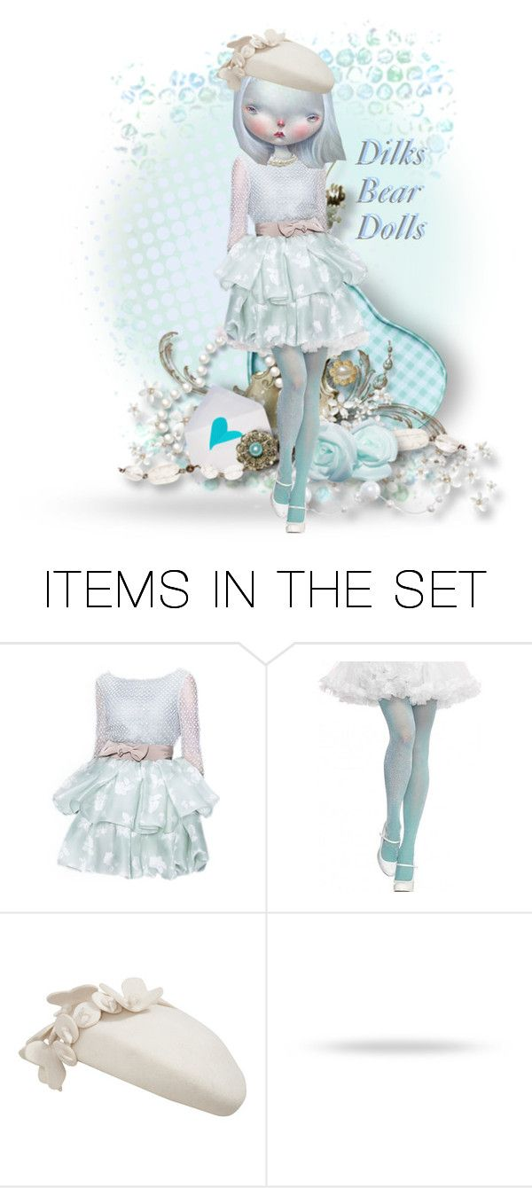 """""""New Doll Group Dilka and other cut outs everyone is welcome"""" by riri-thatsme ❤ liked on Polyvore featuring art"""