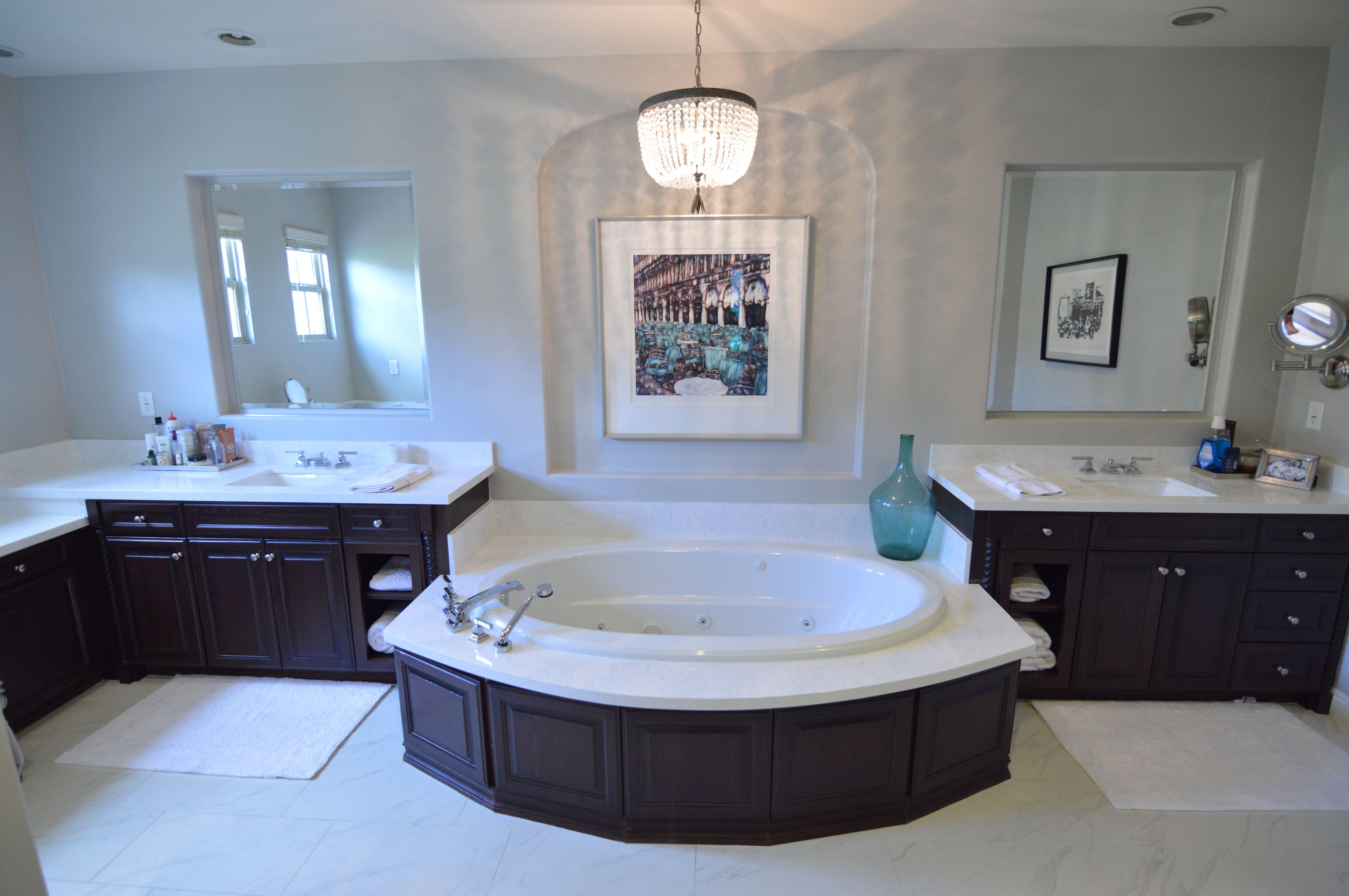 Pin By Classic Kitchens Etc On Corona CA Master Contemporary - Bathroom remodel corona ca