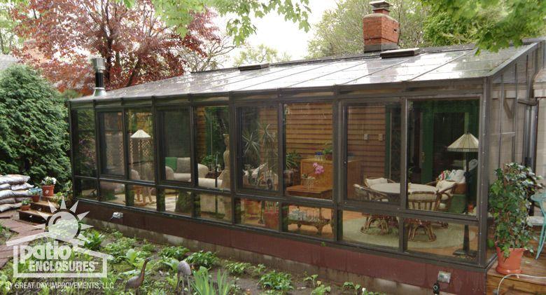 straight eave solarium by patio enclosures sun azsunroom ideasporch - Sunroom Patio Designs