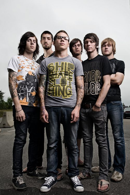 Amazing Metalcore Band With A Christian Center