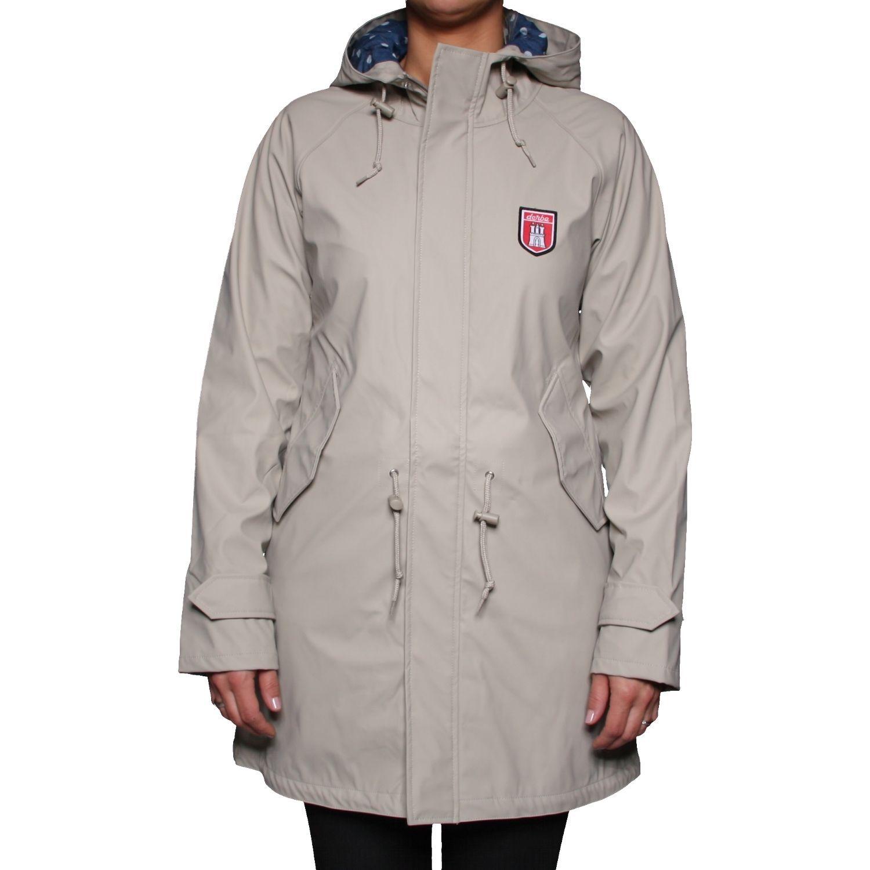 Regenjacke mantel damen