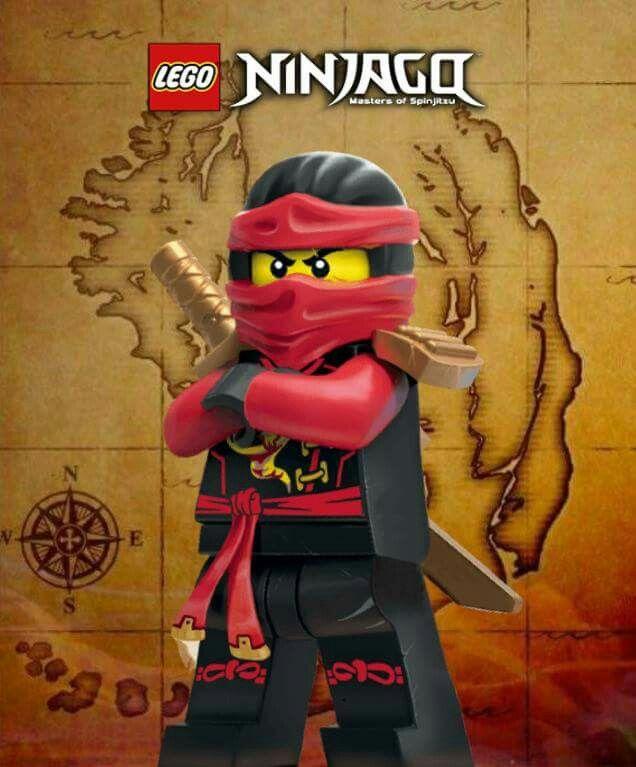 Kai season 6 ninjago Pinterest
