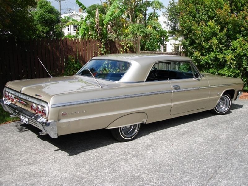 1963 Chevy Impala W Fender Skirts My Second Car That I Bought For 450 Classic Cars Chevy Impala 1963 Chevy Impala