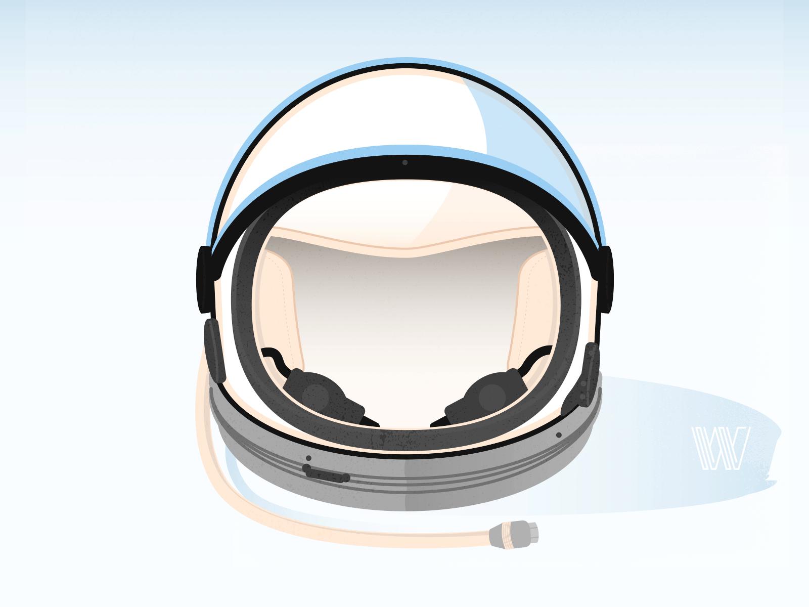 Nasa Mercury Era Helmet Nasa Helmet Design Helmet