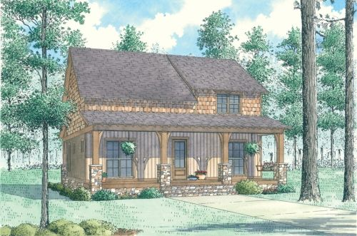 House Plan 5129 Pine Hills Nelson Design Group