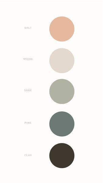 7 palette di colori neutri per il matrimonio – Matrimonio a Bologna Blog