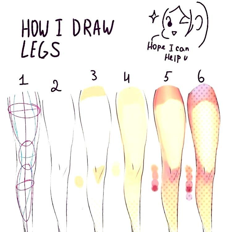 Source Credi Draw Legs How To How To Draw Legs Source Credihow To Draw Legs Source Credihow To Draw Legs Anime Tutorial Draw Tutorial