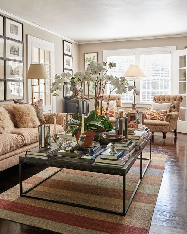 New Home Living Room Designs: This New York Country Home Trades Trends For Timeless