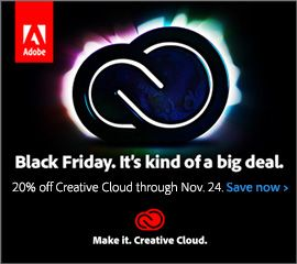 Adobe Black Friday Offer Is Here Get A 20 Discount On Creative Cloud 2018 Black Friday Black Friday Cyber Monday Black Friday Offer