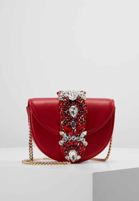 4f6b1a857b GEDEBE MINI - Across body bag - red - Zalando.co.uk