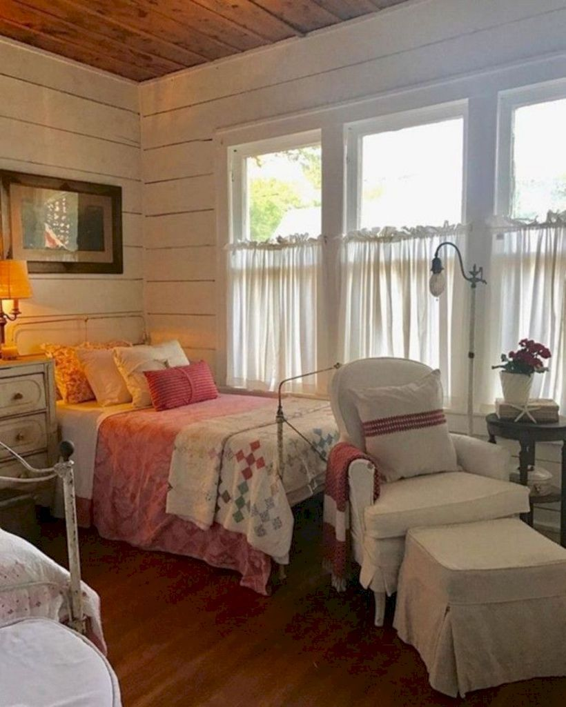 Cool 48 Astonishing Bedroom Decor Ideas With Cottage Style More At Https Decoratrend Com 2019 04 1 Home Decor Bedroom Interior Design Bedroom Bedroom Design