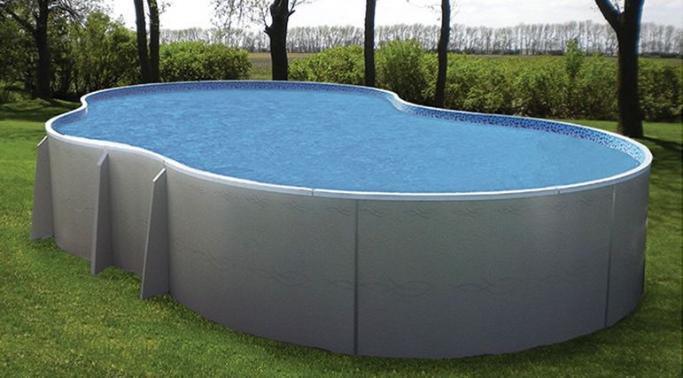 Above Ground Radiant Pools At Zagers