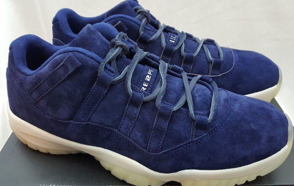 Nike Air Jordan 11 XI Retro Low RE2PECT