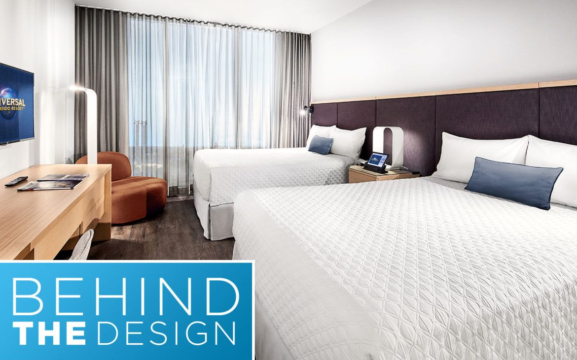 behind the design universal s aventura hotel guest rooms hotels