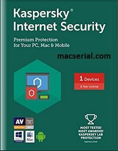 Kaspersky Internet Security 2018 Crack + License Key Free