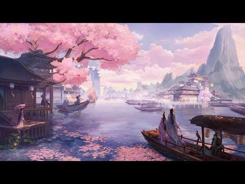 Beautiful Relaxing Music Peaceful Music Relaxing Sleep Music Youtube Anime Scenery Wallpaper Anime Backgrounds Wallpapers Anime Scenery