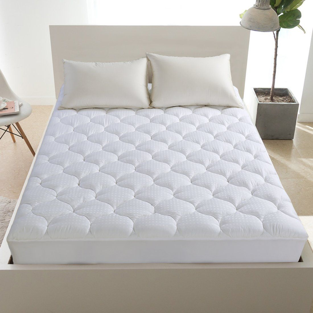 mattress pad cover 8 21 deep pocket cooling fitted mattress topper