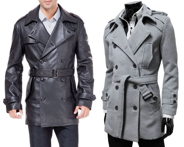 17  images about Trendy trench Coats on Pinterest | Coats, Men's ...