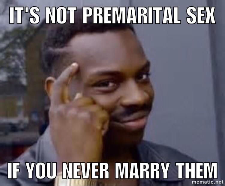 Funny Memes Marriage : When they start preaching about sex before marriage. funny stuff