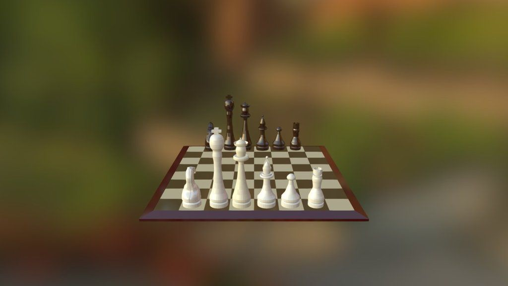 Chess Game by theflyingjets