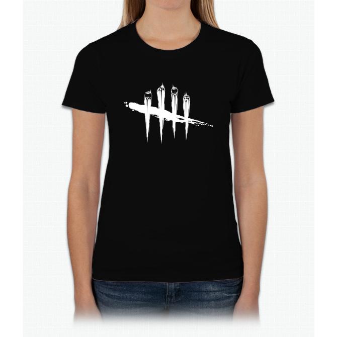 Dead By Daylight Logo White Womens T Shirt T Shirts For Women Womens Shirts Shirts
