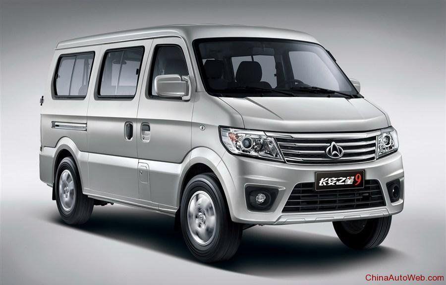 Chana Star 9 Mini Van 001 Transporte