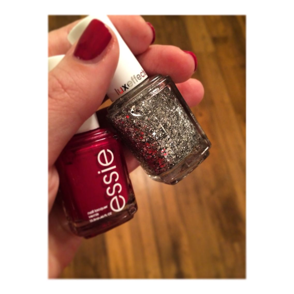 Essie nail polish , Christmas nails | Perfectly Polished by Tati ...
