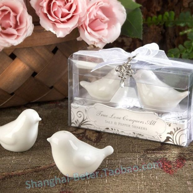 Pin by Your Unique Wedding Favors on Salt and Pepper Shaker Favors ...